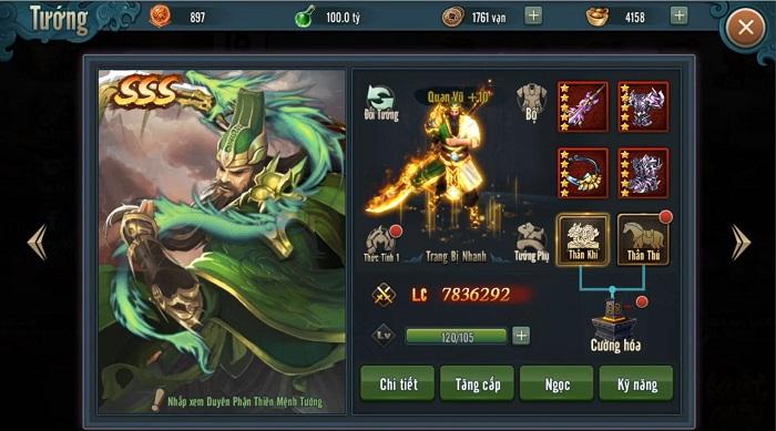 Tặng 750 giftcode Đế Vương Tam Quốc mừng chính thức ra mắt 2