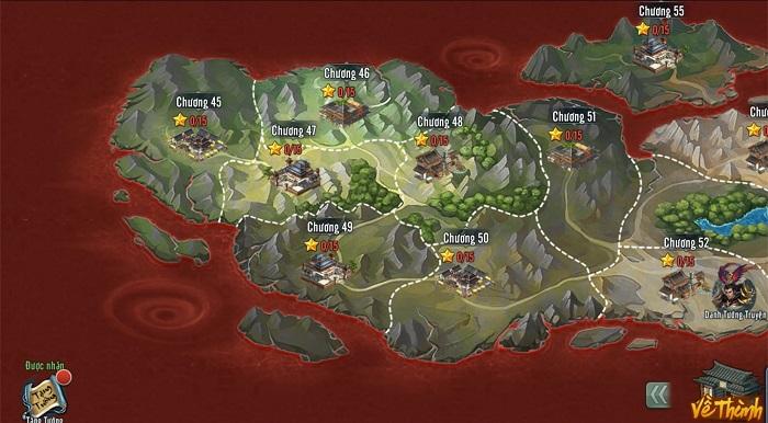 Tặng 750 giftcode Đế Vương Tam Quốc mừng chính thức ra mắt 5