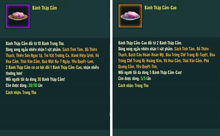 Chơi Trung Thu như game thủ Võ Lâm Truyền Kỳ 1 Mobile 1