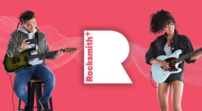 Rocksmith+ – Game học chơi guitar sẽ chính thức ra mắt năm 2022