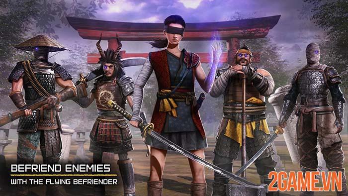 Ryuko: Legend of Shadow Hunter - Game mobie quy tụ đủ gia vị bom tấn 0