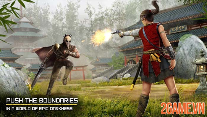 Ryuko: Legend of Shadow Hunter - Game mobie quy tụ đủ gia vị bom tấn 2