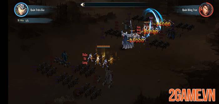 Trải nghiệm Đế Vương Tam Quốc - game chiến thuật hấp dẫn vừa ra mắt 1
