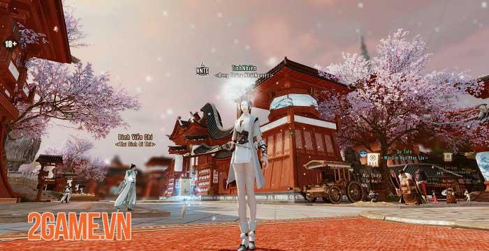 Những thứ game thủ nhập vai chỉ có thể tìm thấy ở game Nhất Mộng Giang Hồ VNG 0