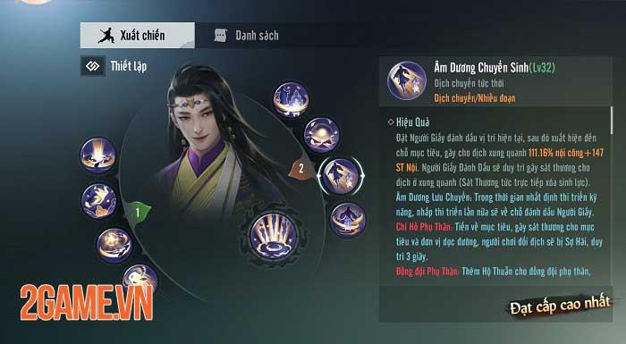 Những thứ game thủ nhập vai chỉ có thể tìm thấy ở game Nhất Mộng Giang Hồ VNG 8
