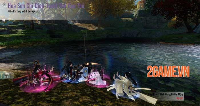 Những thứ game thủ nhập vai chỉ có thể tìm thấy ở game Nhất Mộng Giang Hồ VNG 3