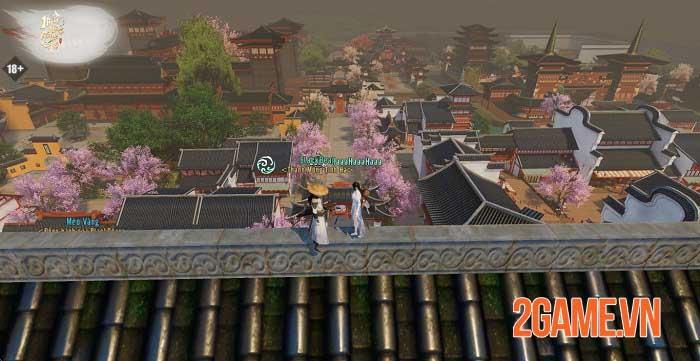 Những thứ game thủ nhập vai chỉ có thể tìm thấy ở game Nhất Mộng Giang Hồ VNG 7