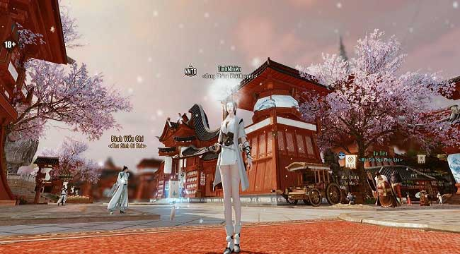 Những thứ game thủ nhập vai chỉ có thể tìm thấy ở game Nhất Mộng Giang Hồ VNG