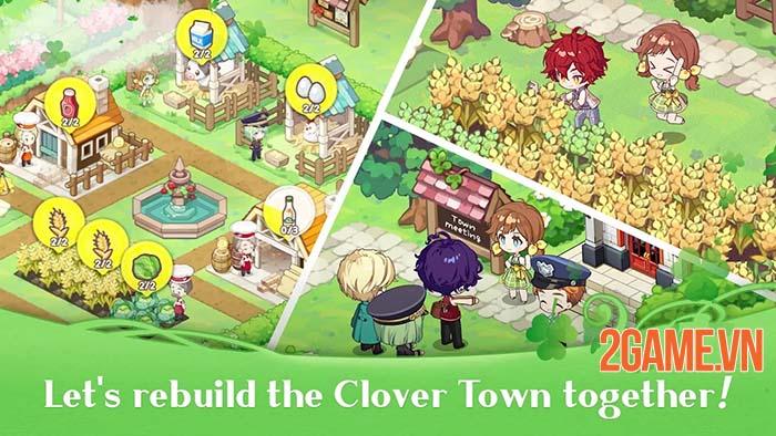 Dreamy Clover Town - Đổi gió hẹn hò miền quê xa thanh vắng 1