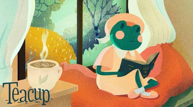 Teacup – Trải nghiệm thế giới nội tâm bí ẩn của nàng ếch