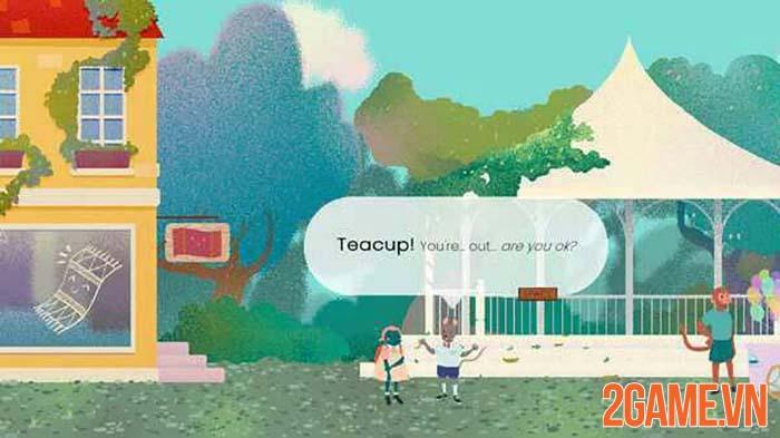 Teacup - Trải nghiệm thế giới nội tâm bí ẩn của nàng ếch 2
