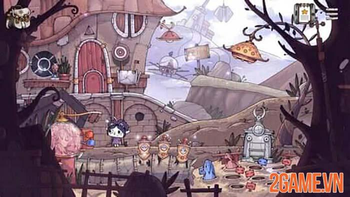 TOHU - Game indie sở hữu đồ họa cực đẹp và lối chơi giải đố hấp dẫn 0