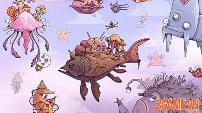 TOHU - Game indie sở hữu đồ họa cực đẹp và lối chơi giải đố hấp dẫn 1
