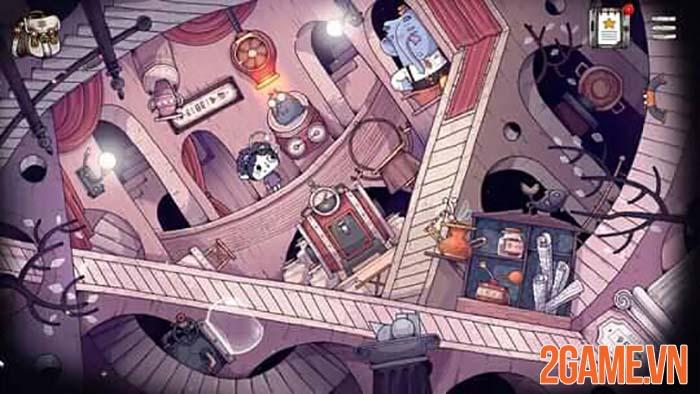 TOHU - Game indie sở hữu đồ họa cực đẹp và lối chơi giải đố hấp dẫn 2