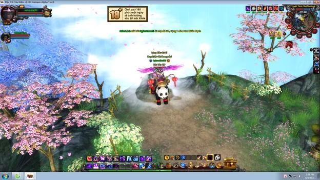 Đúng 9h30 ngày 20/9 game PC Độc Cô Cầu Bại 2012 chính thức khai mở máy chủ Hoa Sơn 5