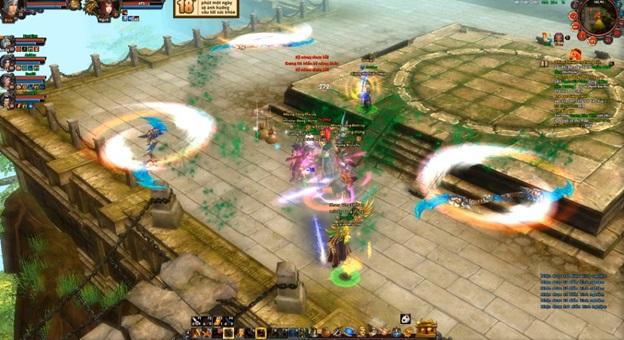 Đúng 9h30 ngày 20/9 game PC Độc Cô Cầu Bại 2012 chính thức khai mở máy chủ Hoa Sơn 8