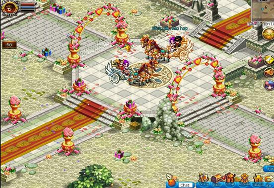 Game Phong Vân Truyền Kỳ bùng nổ với giải đấu PK Bá Vương Tuyệt Thế 2