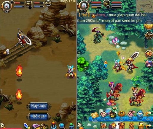 Game Phong Vân Truyền Kỳ bùng nổ với giải đấu PK Bá Vương Tuyệt Thế 3