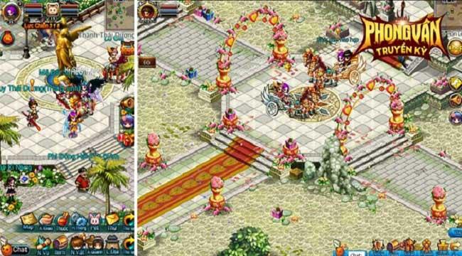 Game Phong Vân Truyền Kỳ bùng nổ với giải đấu PK Bá Vương Tuyệt Thế