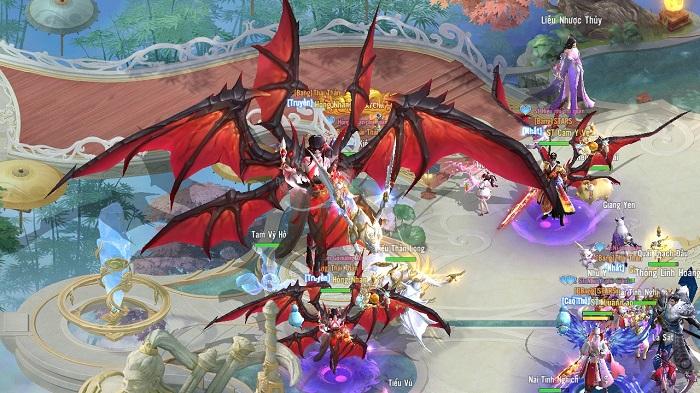 Thần Kiếm Mobile xứng đáng là game nhập vai của năm: cấu hình thấp nhưng chất lượng cao 1