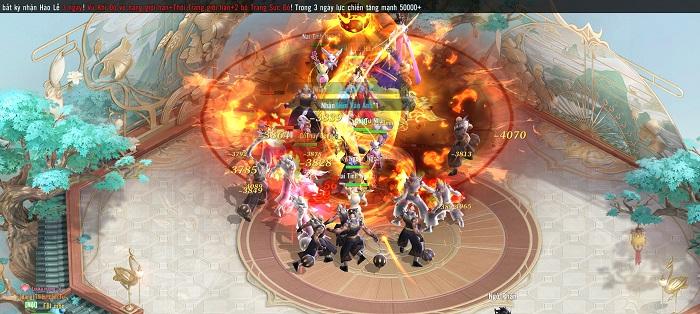 Thần Kiếm Mobile xứng đáng là game nhập vai của năm: cấu hình thấp nhưng chất lượng cao 4