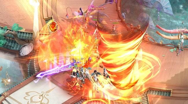 Thần Kiếm Mobile xứng đáng là game nhập vai của năm: cấu hình thấp nhưng chất lượng cao