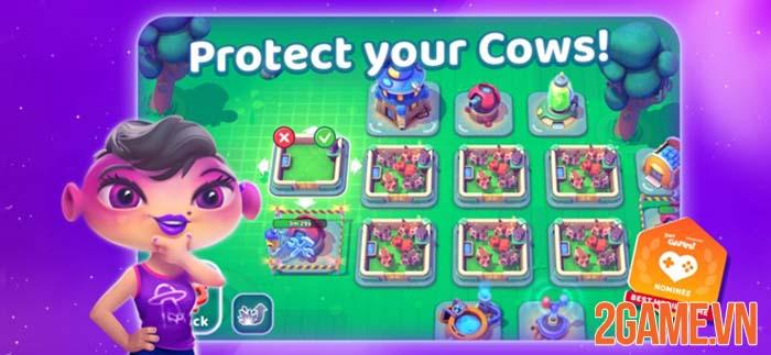 Cowlifters: Clash for Cows - Khi người ngoài hành tinh bắt trộm bò 3