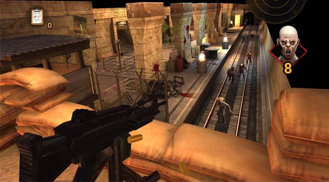 Metro Survival game Zombie Hunter – Game sinh tồn đề tài xác sống