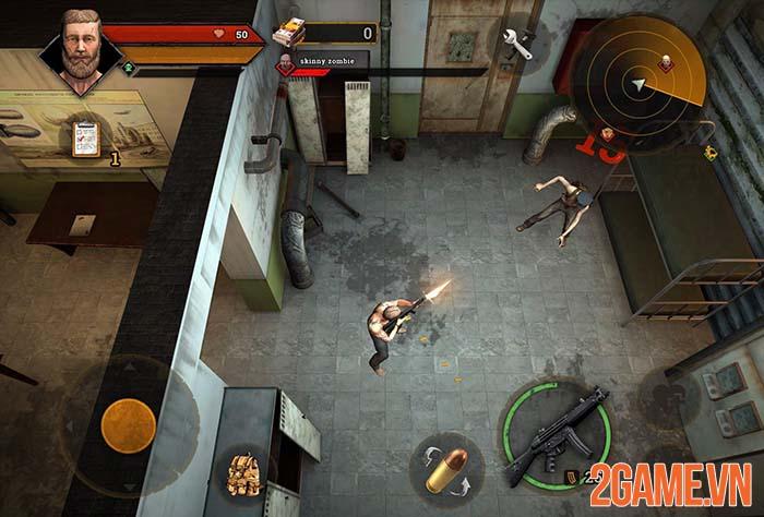 Metro Survival game Zombie Hunter - Game sinh tồn đề tài xác sống 1