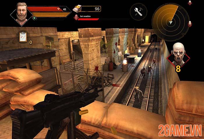 Metro Survival game Zombie Hunter - Game sinh tồn đề tài xác sống 4