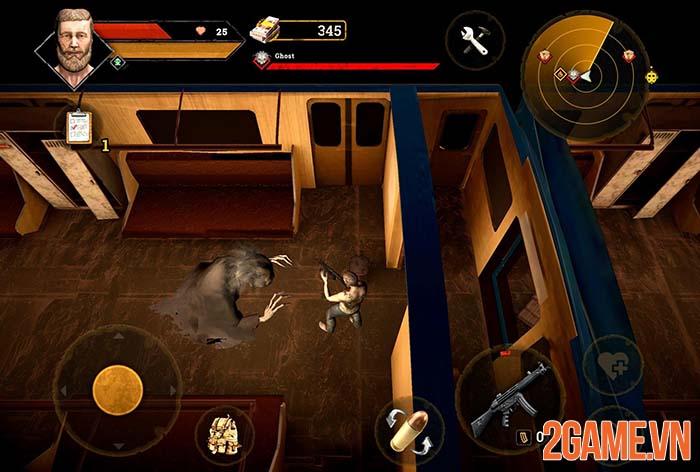 Metro Survival game Zombie Hunter - Game sinh tồn đề tài xác sống 2
