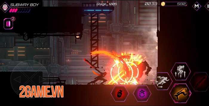 Undestroyed: Roguelike ARPG - Thế giới cyberpunk độc đáo và cuốn hút 0