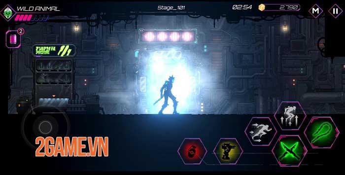 Undestroyed: Roguelike ARPG - Thế giới cyberpunk độc đáo và cuốn hút 3