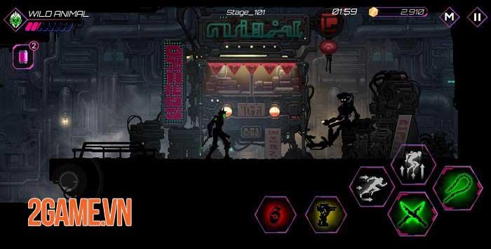 Undestroyed: Roguelike ARPG - Thế giới cyberpunk độc đáo và cuốn hút 4