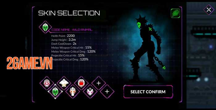 Undestroyed: Roguelike ARPG - Thế giới cyberpunk độc đáo và cuốn hút 5
