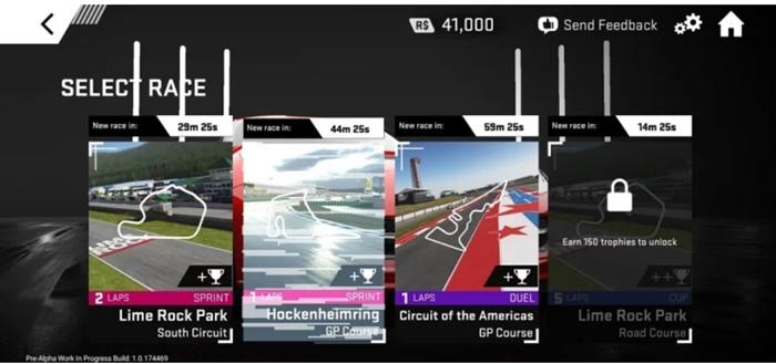 Real Racing Next - Cuộc cách mạng của thể loại game đua xe trên nền tảng mobile 1