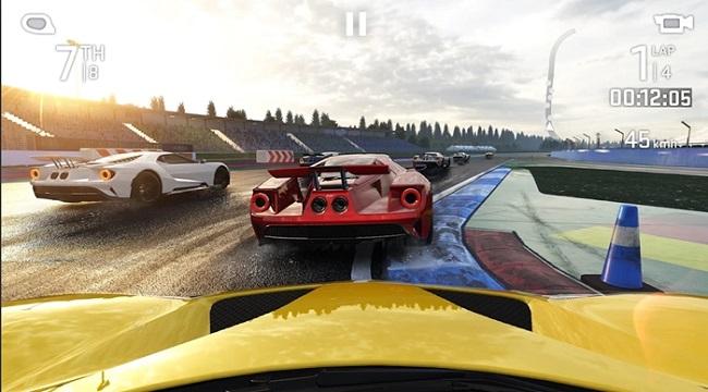 Real Racing Next – Cuộc cách mạng của thể loại game đua xe trên nền tảng mobile