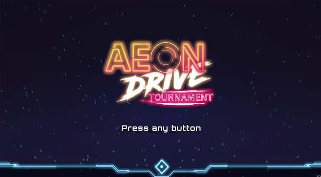 Aeon Drive – Cuộc đua nghẹt thở đòi hỏi phản xạ cực nhạy của game thủ