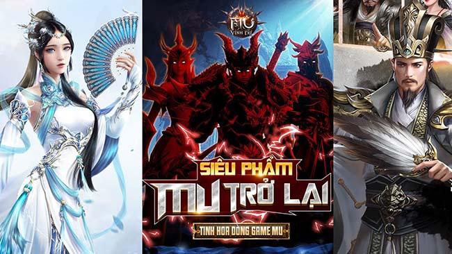 TOP 6 tựa game mobile hứa hẹn bùng nổ làng game Việt Nam cuối tháng 9