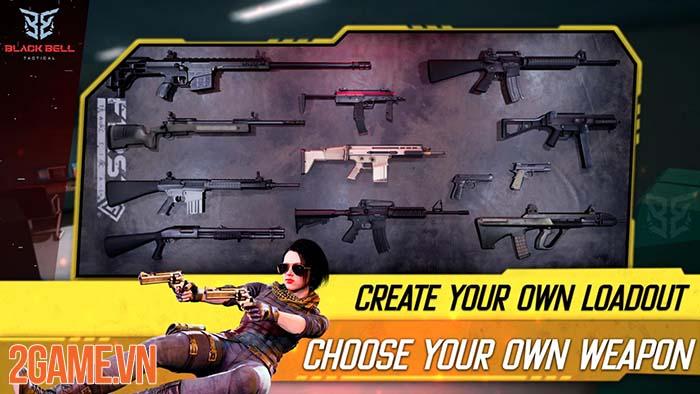 Black Bell Tactical - Game bắn súng mobile với trải nghiệm chân thật 2