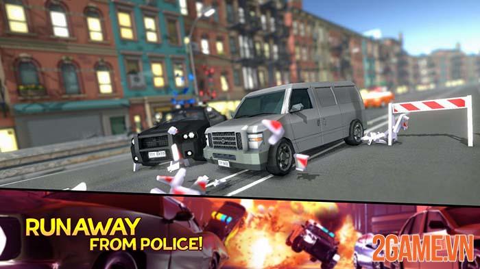 Crime Corp. - Trải nghiệm đặc sản thế giới ngầm đầy màu sắc trên mobile 3
