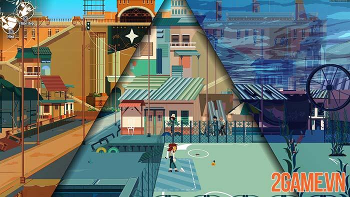 Cris Tales - Game nhập vai với góc nhìn cổ tích đẹp huyền bí 3