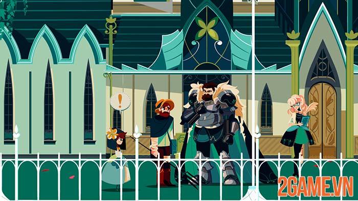 Cris Tales - Game nhập vai với góc nhìn cổ tích đẹp huyền bí 2