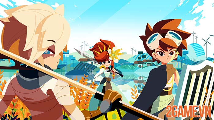 Cris Tales - Game nhập vai với góc nhìn cổ tích đẹp huyền bí 1