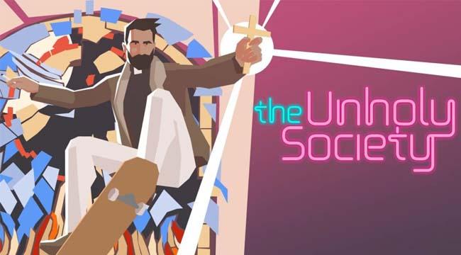 The Unholy Society – Game phiêu lưu mạo hiểm vui nhộn về nghề trừ tà