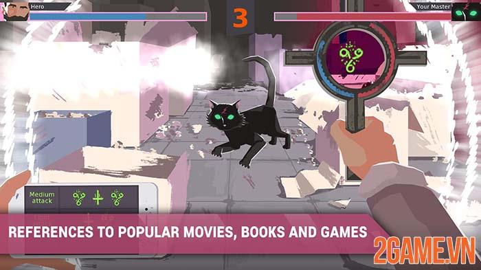 The Unholy Society - Game phiêu lưu mạo hiểm vui nhộn về nghề trừ tà 3