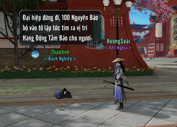 Nhất Mộng Giang Hồ VNG: Đại hiệp hay ác nhân trên đường hành tẩu giang hồ? 5