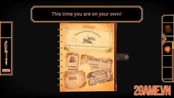 EXIT: The Curse of Ophir - Game giải đố Escape Room ra mắt cộng đồng 2