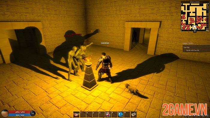 Inferna - Game nhập vai hành động miễn phí cực đỉnh trên Steam 4