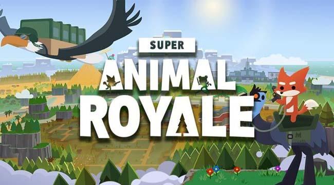 Super Animal Royale – Cuộc chiến sinh tồn dưới góc nhìn dễ thương